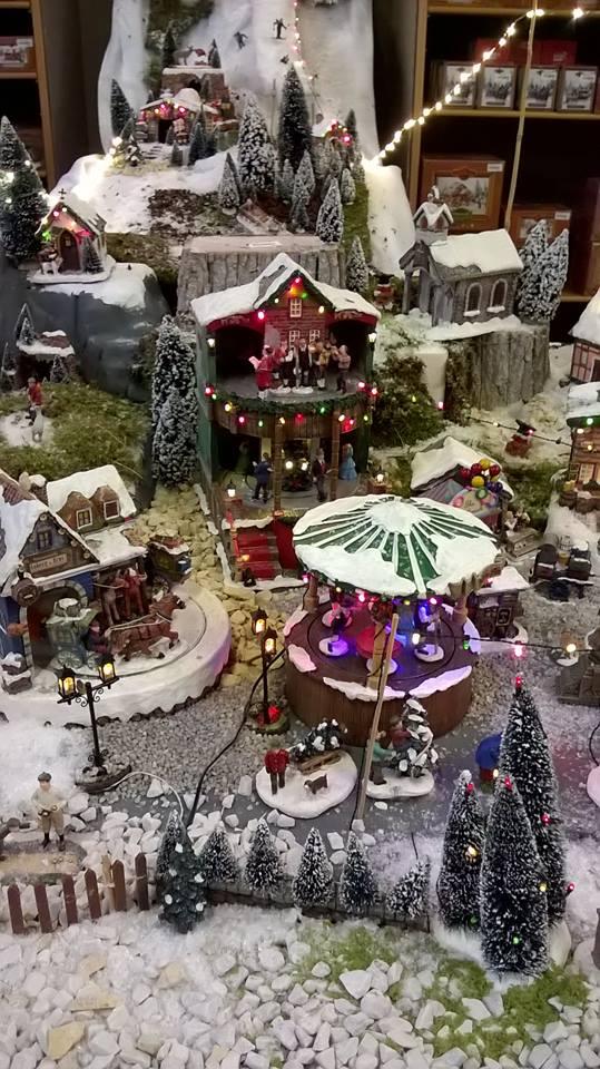 Uitgebreide kerstmarkt in Lier