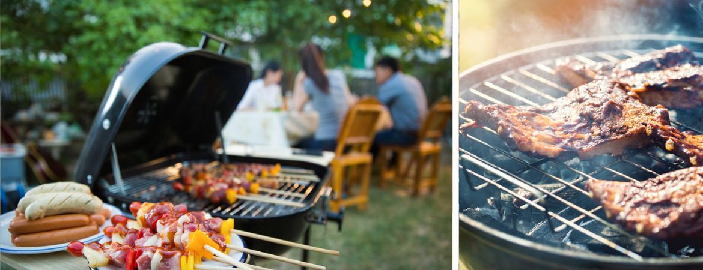 Houtskool barbecues kopen in Lier bij Tuincentrum Kennes