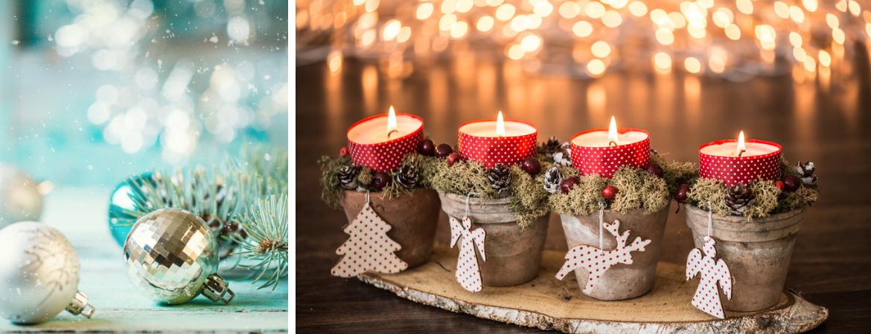 Kerstversiering kopen bij Bloemen Kennes