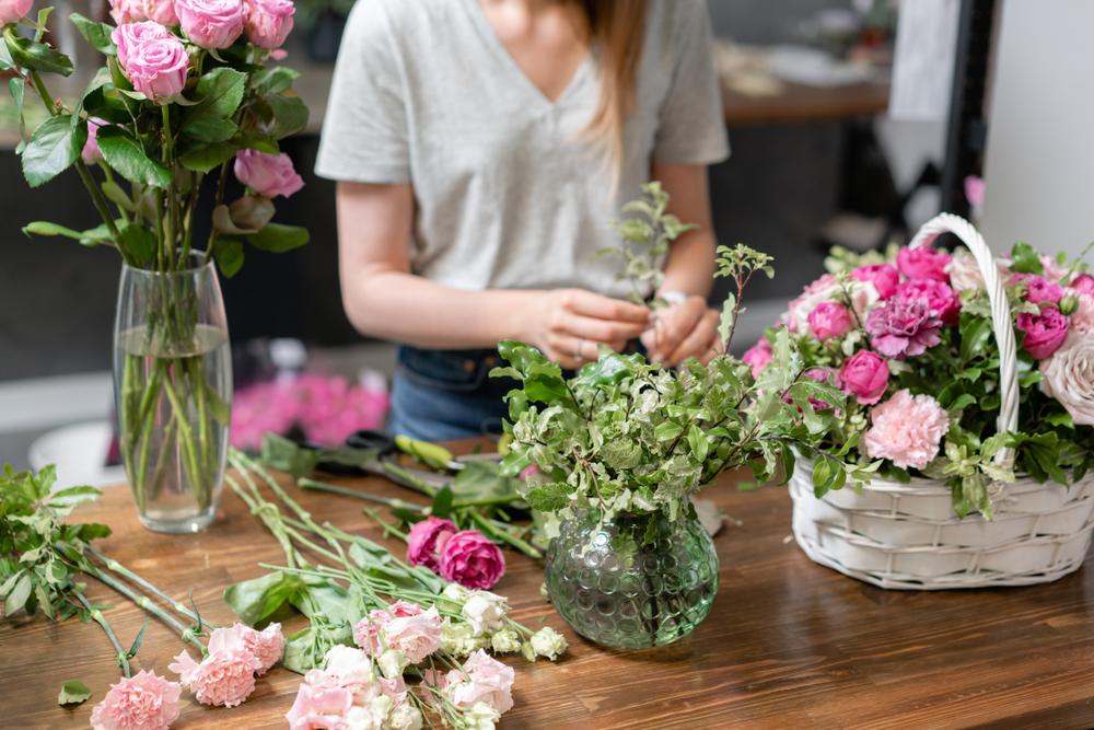 Online bloemen bestellen bij Tuincentrum Kennes