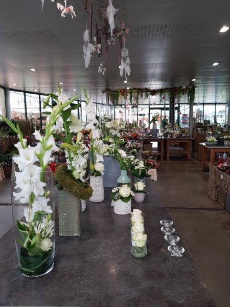 Bloemist nabij Antwerpen: bloemstukken
