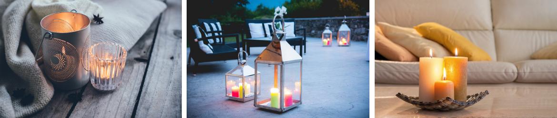 Kaarsen kopen bij Tuincentrum Kennes in Lier