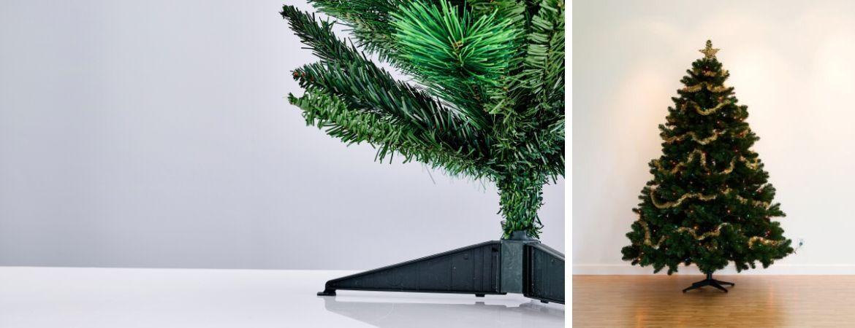 Kunstkerstbomen koopt u bij Kennes in Lier, nabij Antwerpen