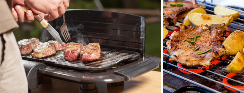 Elektrische barbecues kunt u vinden bij Tuincentrum Kennes in Lier, nabij Antwerpen